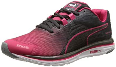 Puma Women s Faas 500 V4 Weave Wn Rose Red 6de52ab358
