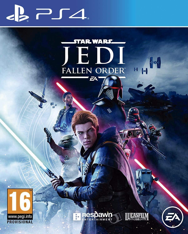 #Videojuego #StarWars Jedi Fallen Order por 24,99€