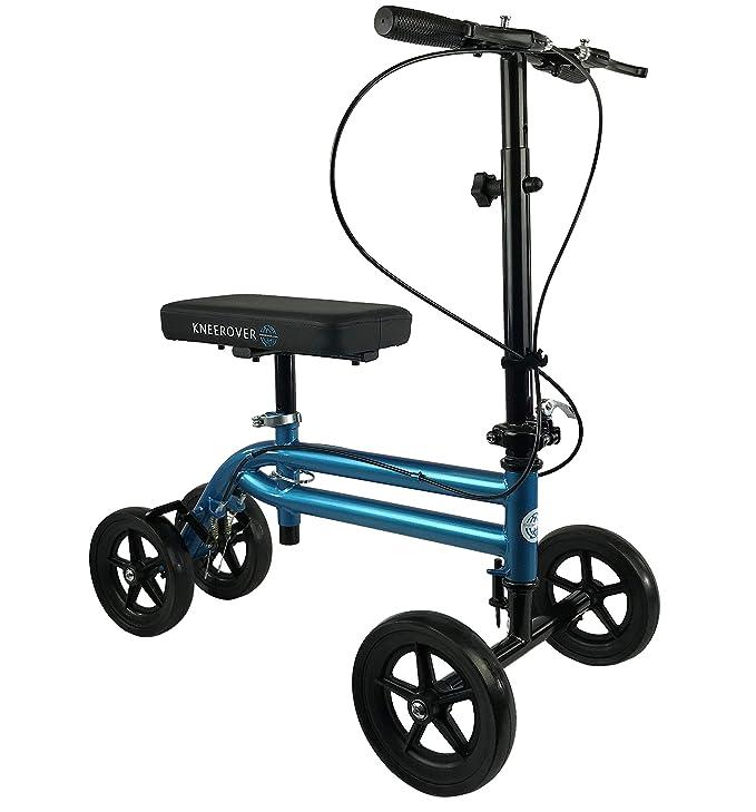 KneeRover Economía rodilla scooter de rodilla dirigible walker ...