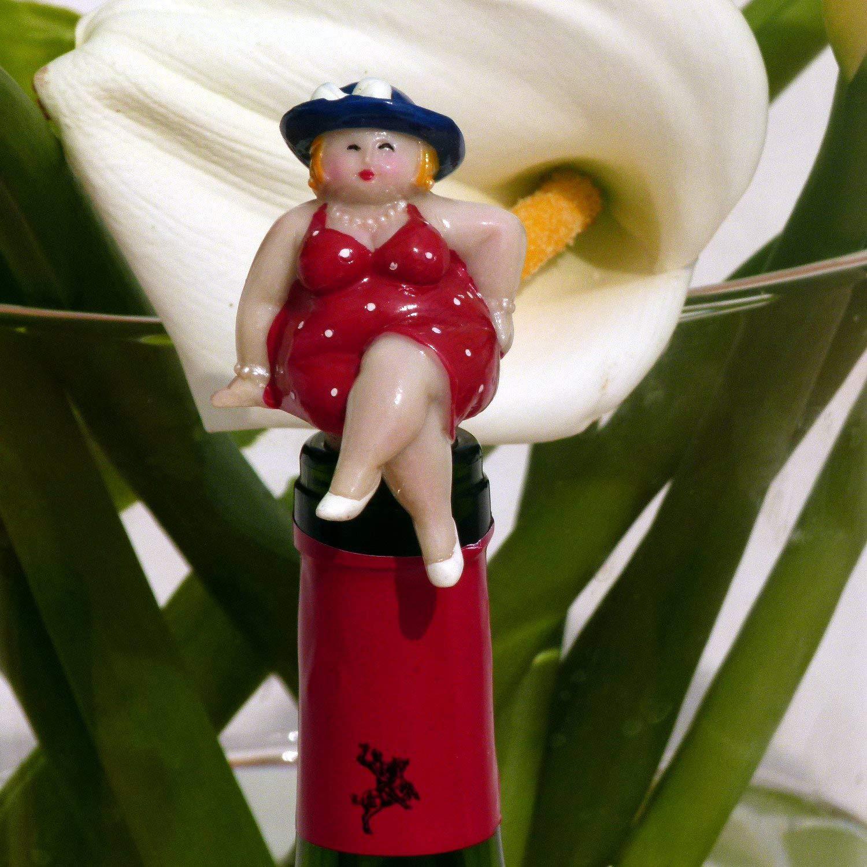 w/ählen Sie aus 4 Farben Dicke Ladies KORKEN ROT Pommerntraum Dicke Damen FLASCHENVERSCHLUSS Dicke Nanas