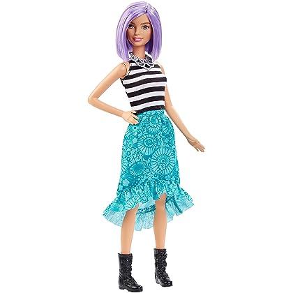 Barbie Fashionistas Doll 18 Va-Va-Violet - Original