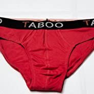 TabooUndies - Subscription Briefs (Pack of 4)