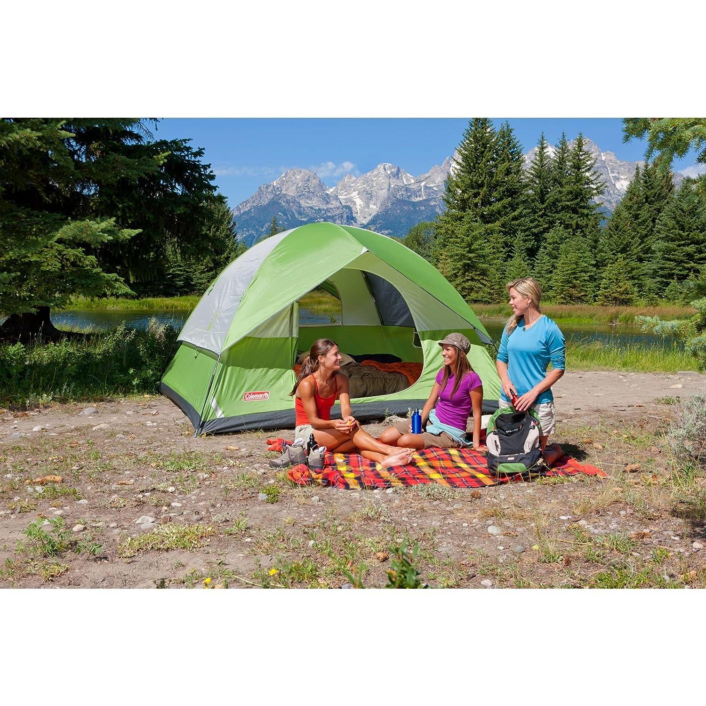 sc 1 st  Amazon.ca & Coleman Sundome 6-Person Tent: Amazon.ca: Sports u0026 Outdoors