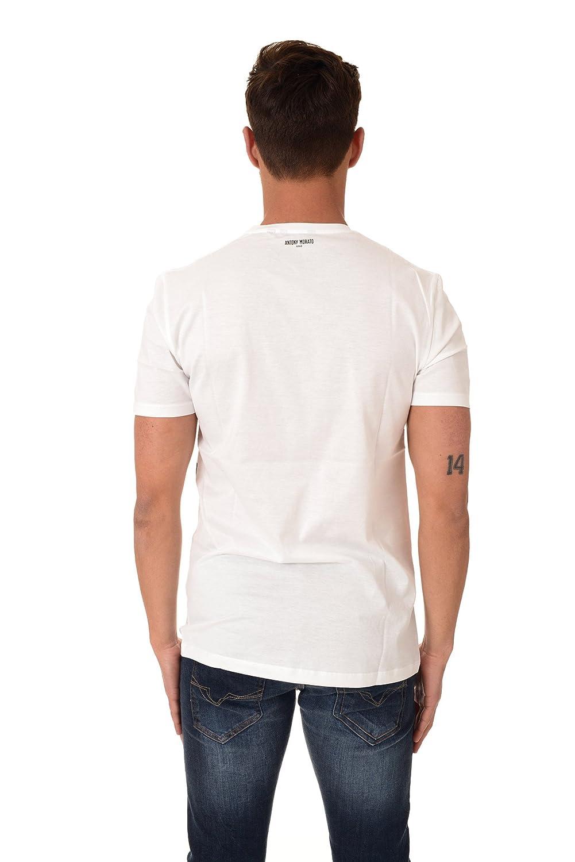Antony Morato Camiseta Wallpaper Blanco XXL Blanco: Amazon.es ...