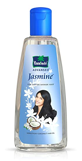 Parachute Advansed Jasmine Coconut Hair Oil (300ml Bottle) <span at amazon