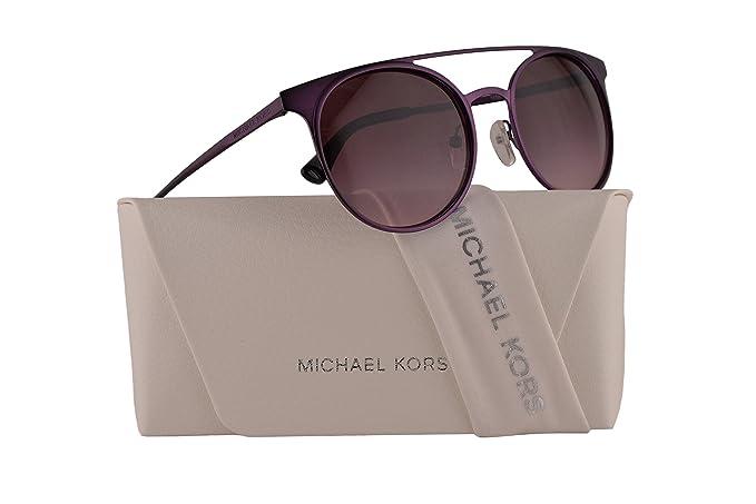 Michael Kors MK1030 Grayton gafas de sol w/Borgoña Gradiente ...