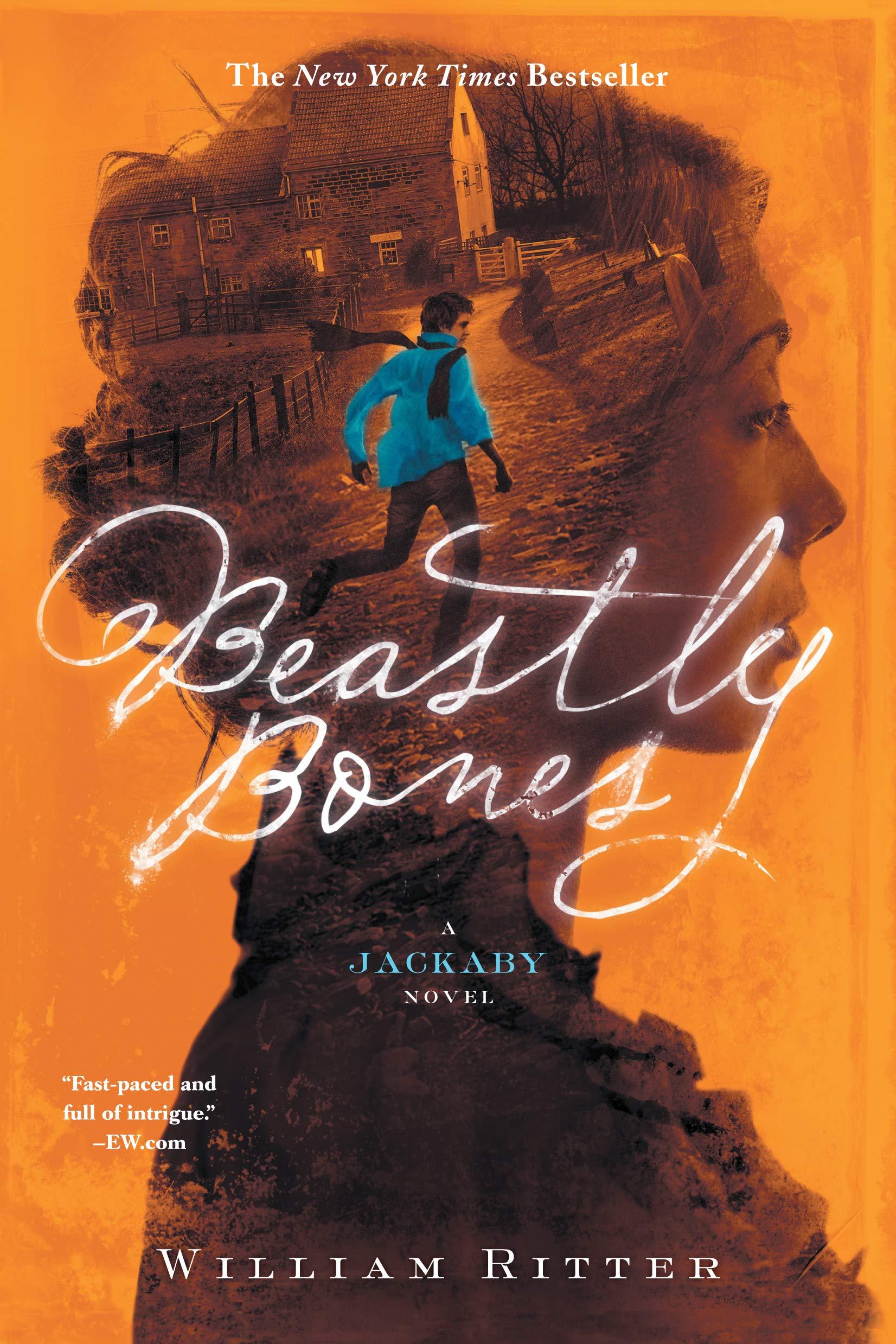 Beastly Bones: A Jackaby Novel 02 : Ritter, William: Amazon.de: Bücher