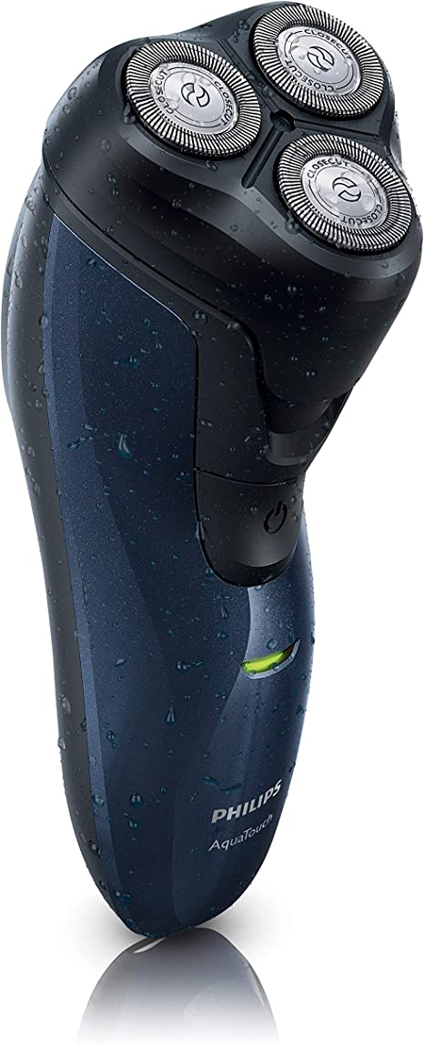 Philips AT620 AquaTouch Wet and Dry Rechargeable Electric Men ...