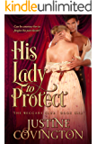 His Lady to Protect: A Regency Romance Novel (The Beggars Club Book 1)