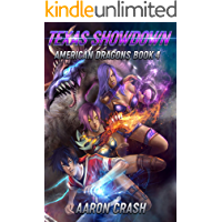 Texas Showdown (American Dragons Book 4)