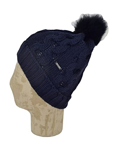 Woolrich - Gorro de punto - para mujer Azul turquesa Talla única