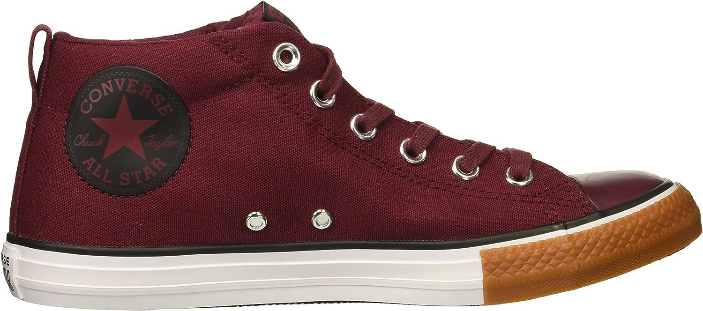 Converse Kids Chuck Taylor All Star Street Cozy Mid Sneaker