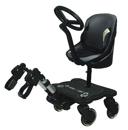 Asiento 4 Carritos Ruedas Rider Silla Universal X4 Volante Ride Easy Y Para A Con Cochecitos Paseo Adaptarse N De Sit Todos Los BQxEdCoreW