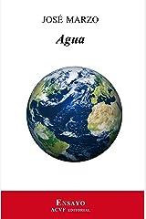 Agua: aforismos (2011-2015) (Spanish Edition) Kindle Edition