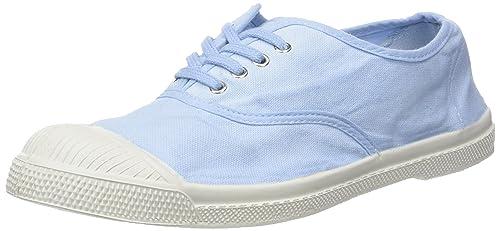 Bensimon Tennis Lacets, Zapatillas Para Hombre, Azul (Bleu Clair), 41 EU