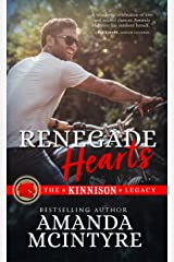 Renegade Hearts (The Kinnison Legacy Book 3) Kindle Edition