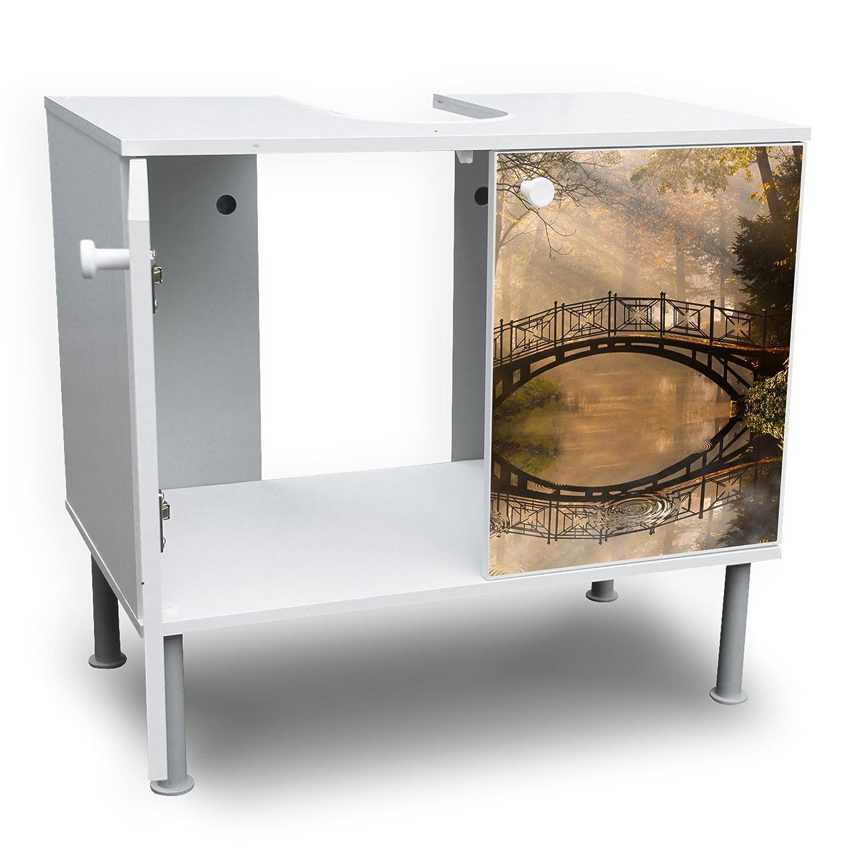 Exquisit Badunterschränke Ideen Von Design Sink 60 X 55 X 35