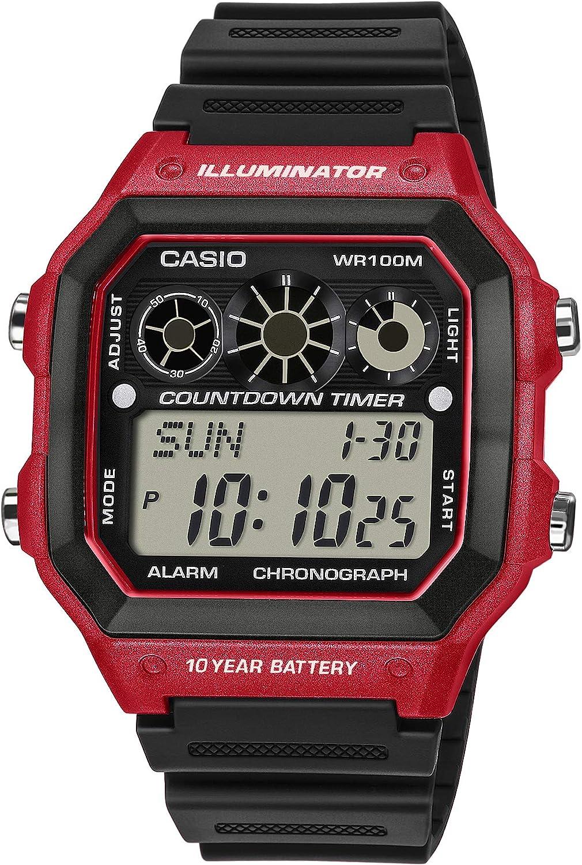 Casio AE1300WH-4AV Hombres Relojes