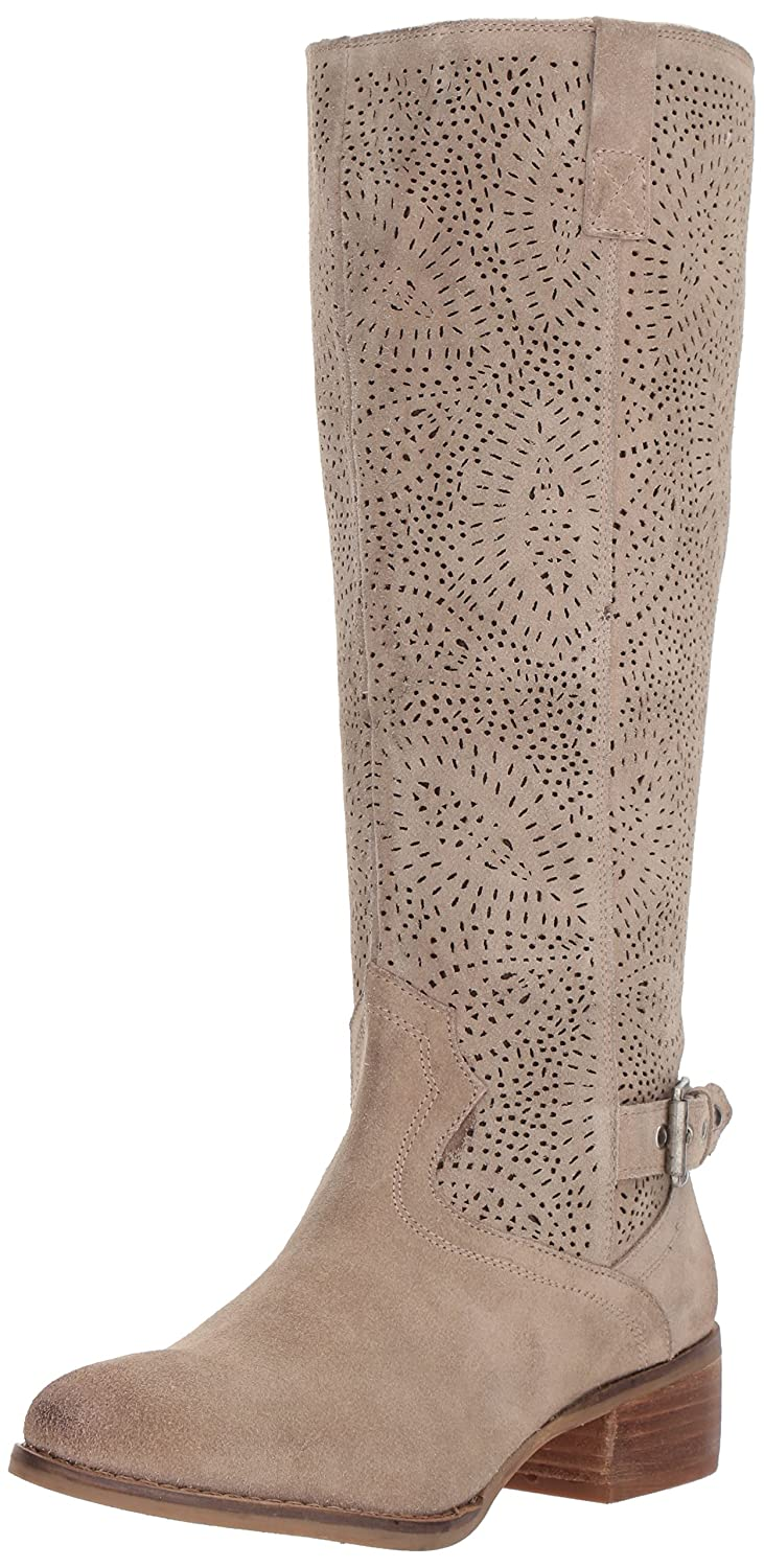 Naughty Monkey Women's Ziba Riding Boot B071DXQMDB 10 B(M) US|Taupe