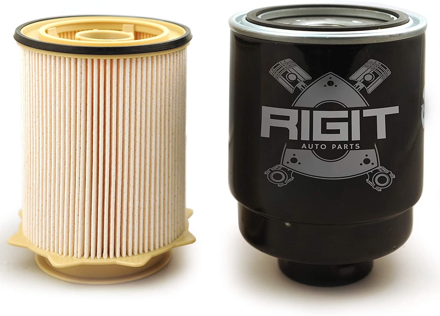 RIGIT 6.7 Cummins Fuel Filter Kit