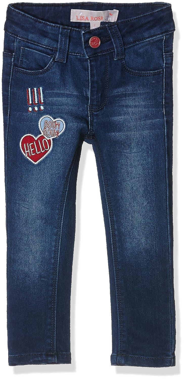 Z génération Jeans Bambina Z génération 1I22261 Blu (Indigo) 2 Anni Lisa Rose