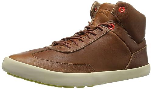 Camper Pelotas Persil Vulcanizado - Zapatillas de Deporte hombre, marrón - Marron (Medium Brown), 39: Amazon.es: Zapatos y complementos