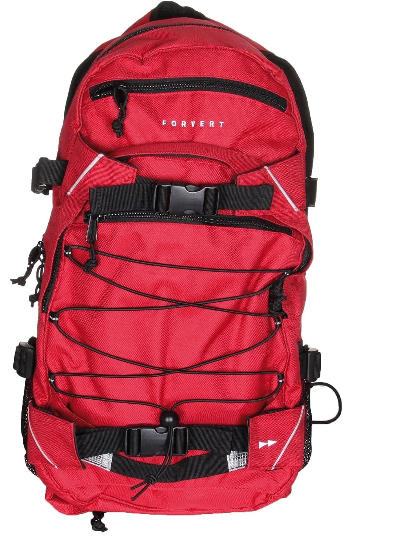 Forvert Backpack Louis Black 50.5 x 26.5 x 12 cm 19.5 Liter 88972