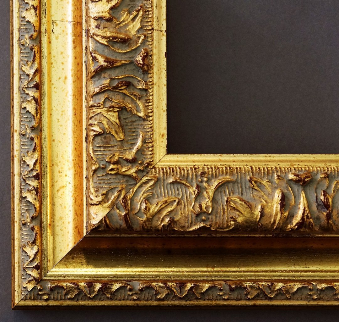Amazon.de: Online Galerie Bingold Bilderrahmen Rom Gold 6, 5 - LR ...