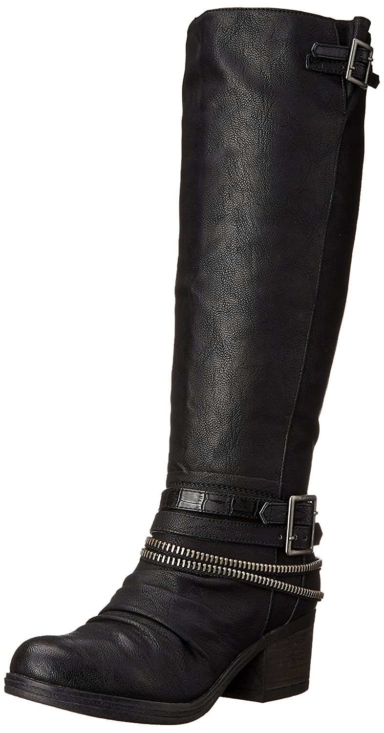 Carlos by Carlos Santana Women's Candace B(M) Riding Boot B01DK9O5P8 11 B(M) Candace US|Black 31fbc3
