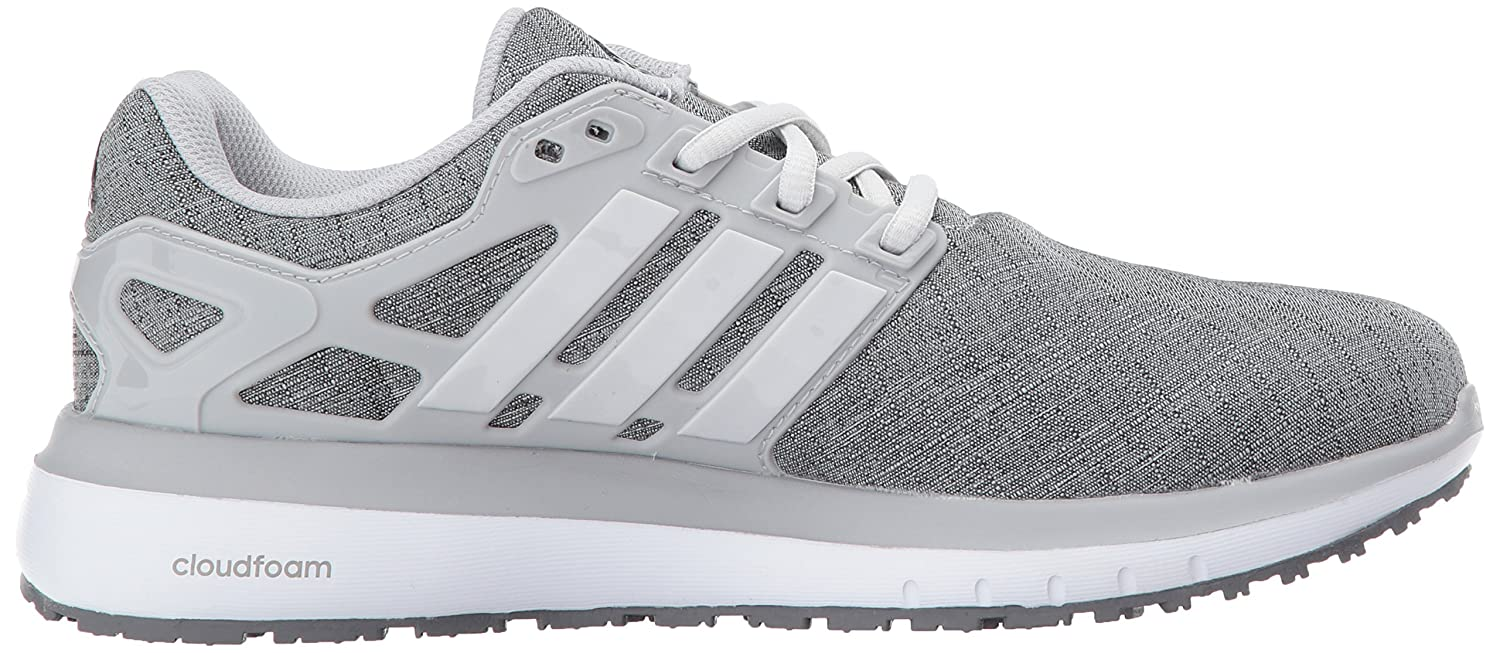 adidas Women's Energy Cloud W Running Shoe B01MTRYTQT 11.5 B(M) US|Grey Two/Grey One/Grey One
