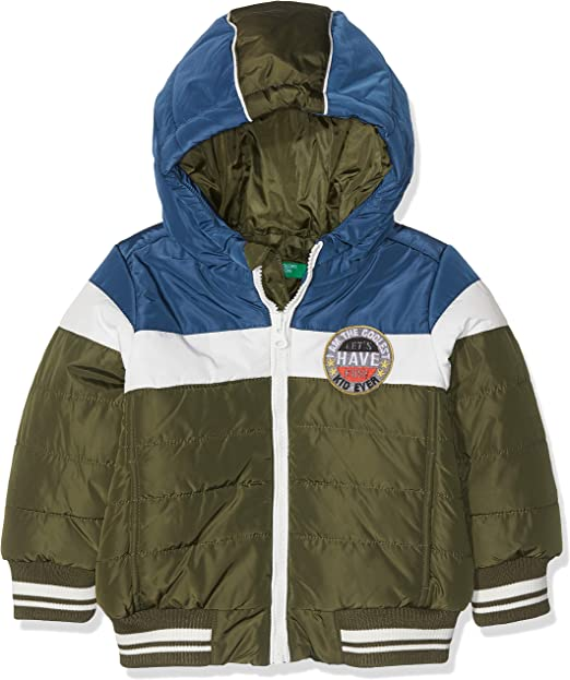 United Colors of Benetton Jungen Jacket Jacke
