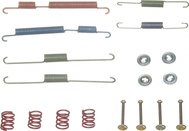 Wagner H7164 Drum Brake Hardware Kit Rear
