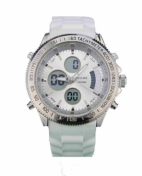 Reloj Sportsky Blanco Verano