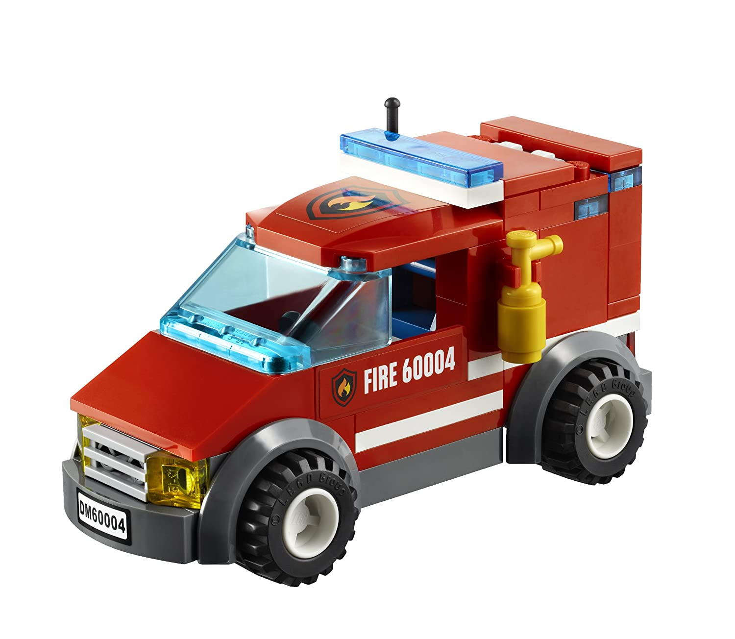 Buy Lego City Fire Station 60004 Online At Low Prices In India