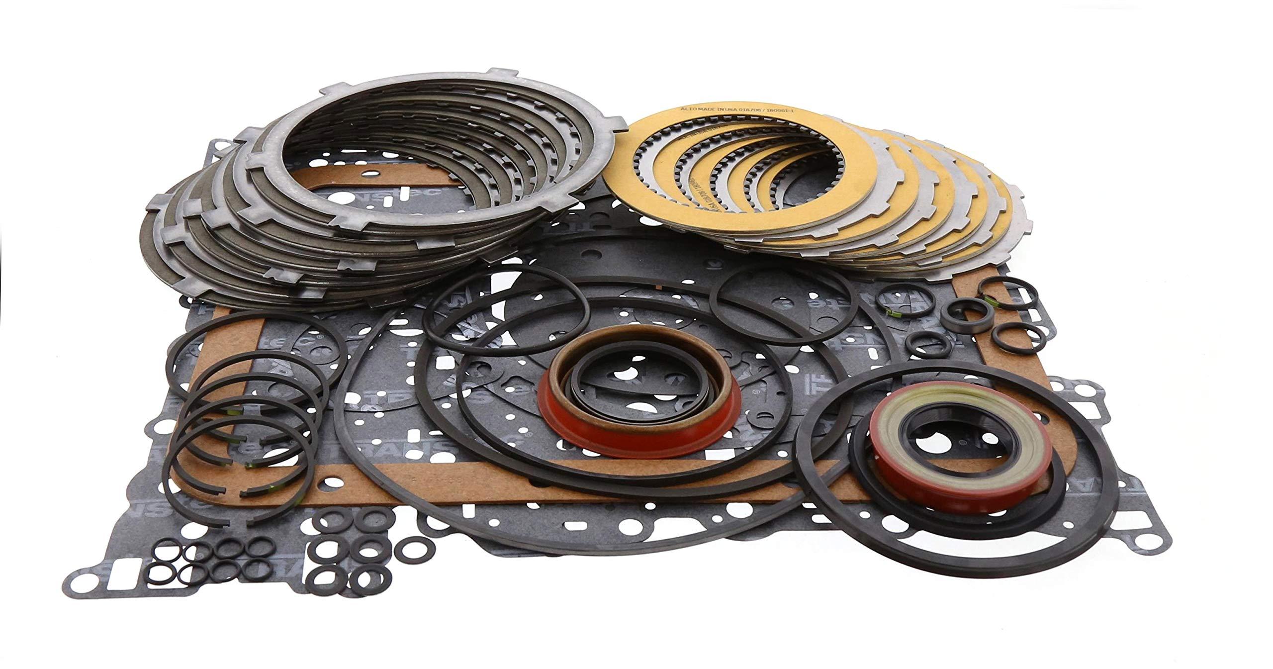 Chevy Pontiac Powerglide Transmission Master Rebuild Kit 62-73