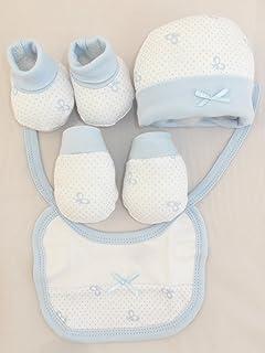66aa354559925 Set bebé cuatro piezas(gorro