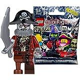レゴ(LEGO) ミニフィギュア シリーズ14 海賊ゾンビ(未開封品)|LEGO Minifigures Series14 Zombie Pirate 【71010-2】