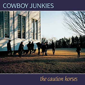 Image result for cowboy junkies the caution horses