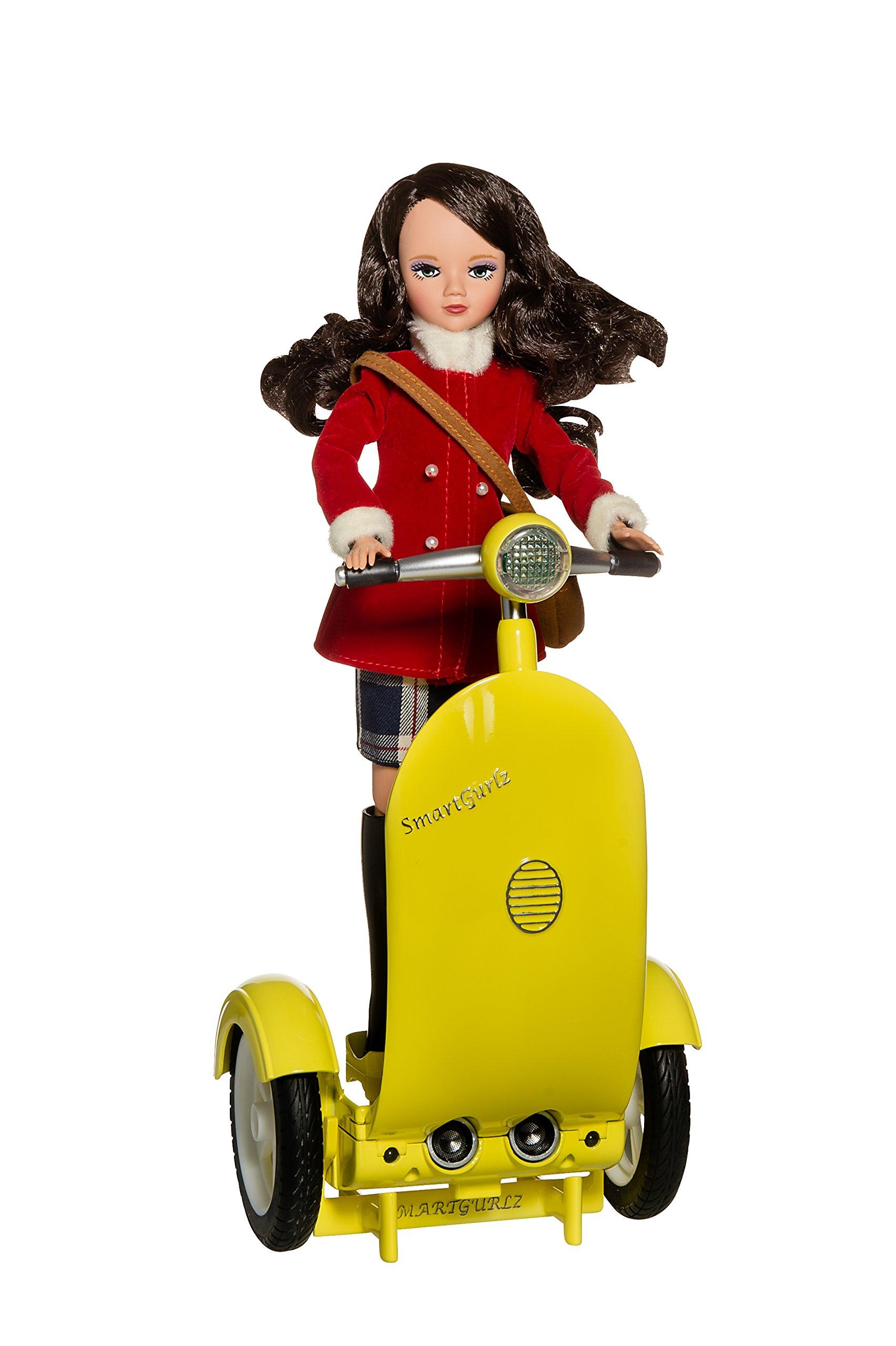 """SmartGurlz Siggy SG C """"Siggy with Maria"""" Robot Doll STEM Toys"""