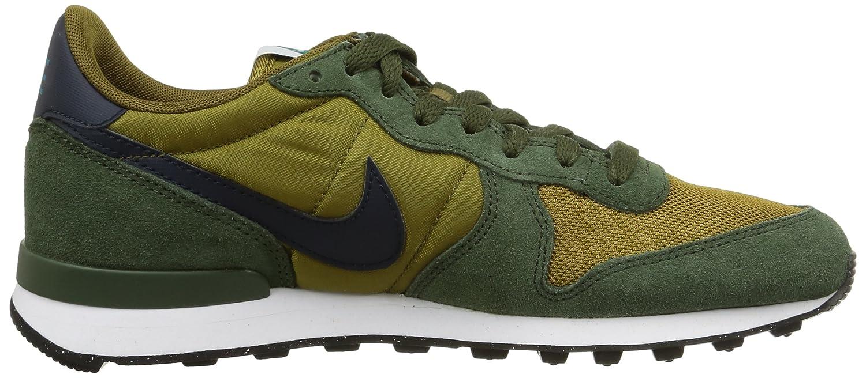 Nike Zapatillas Internationalist Verde/Caqui EU 40.5 (US 7.5): Amazon.es: Zapatos y complementos