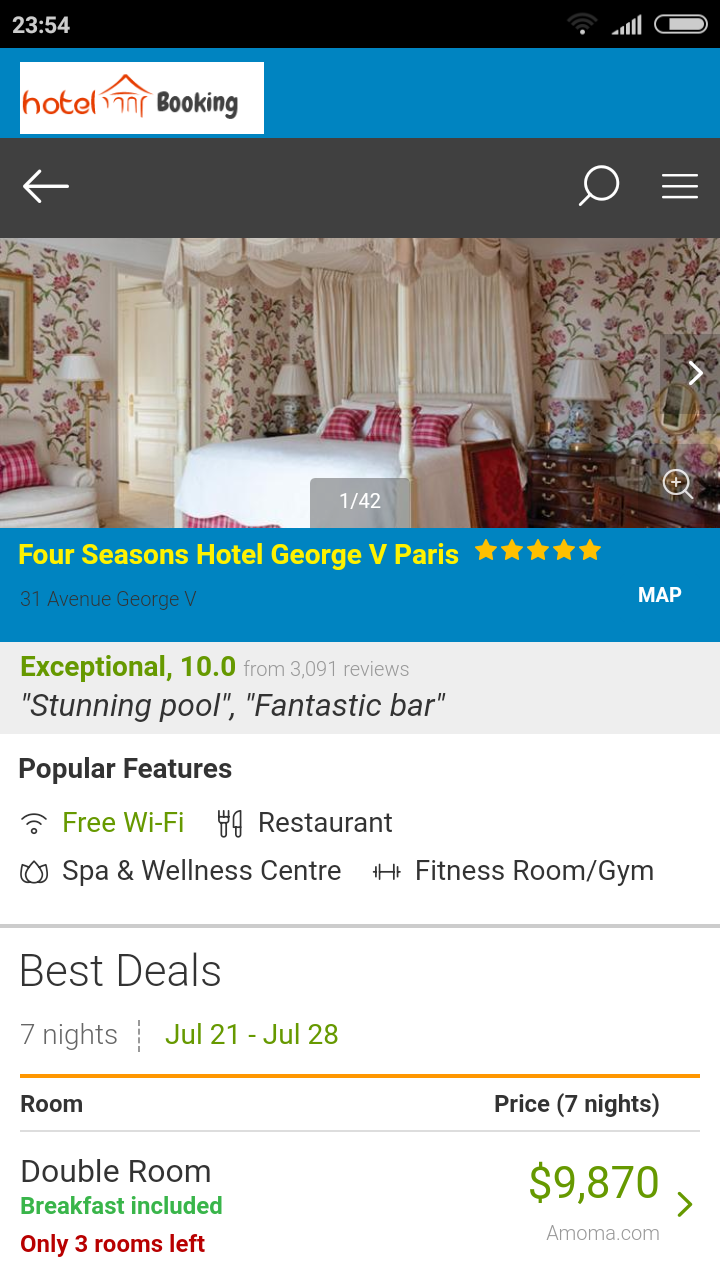 Amazon Com Hotels Booking Book A Hotel With Discount