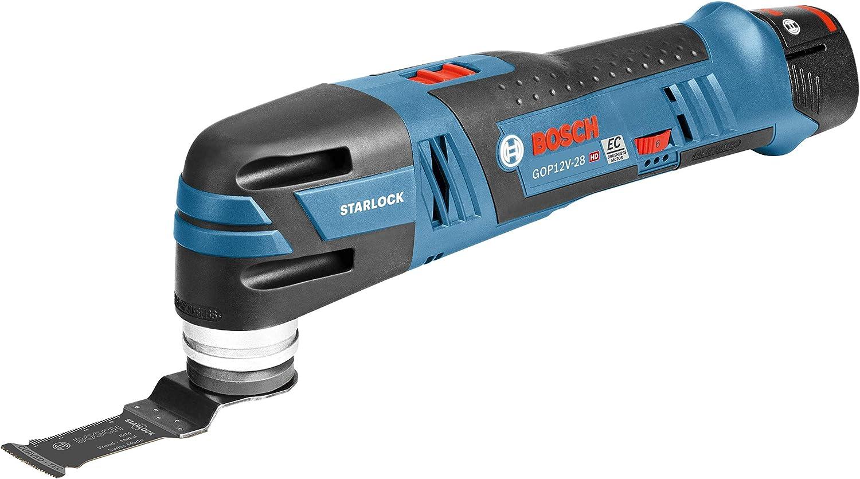 No Battery Bosch GOP12V-28 12v Multi Tool Cordless Multi Tool Body Only