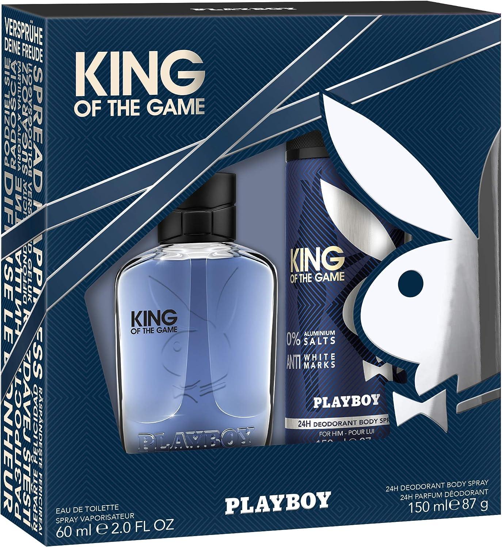 Playboy Fragrances, Set de fragancias para hombres - 1 Pack ...