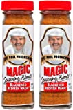 Chef Paul Blackened Redfish Magic Seasoning, 2-Ounce (Pack of 2)