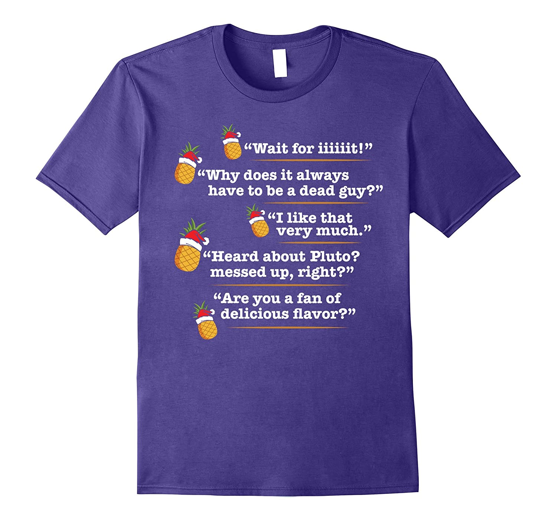 Pineapple Psych T-Shirt-ANZ
