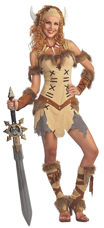 Women's Viking Princess Costume