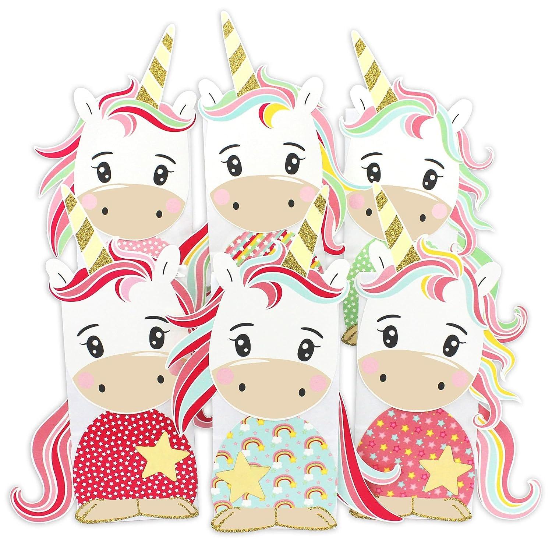 sacchetti regalo Unicorno Papierdrachen 220-001-006