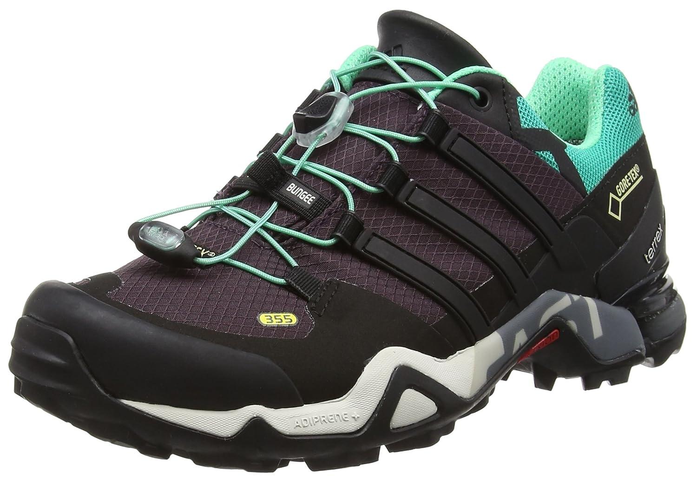 adidas Damen Terrex Fast R GTX Trekking- Wanderhalbschuhe  38 2/3 EU|Rot (Mineral Red S16/Core Black/Shock Mint S16)