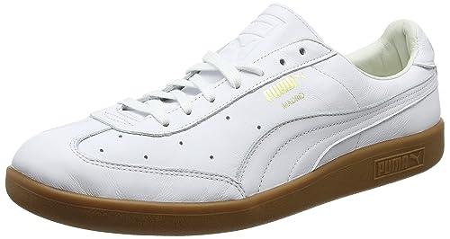 Madrid Premium, Zapatillas Unisex Adulto, Blanco (Puma White-Puma Team Gold), 35.5 EU Puma