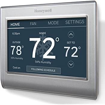 Honeywell Yth8320zw1007 U Z Wave Enabled Programmable